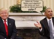 Obamas Lauschangriffe!